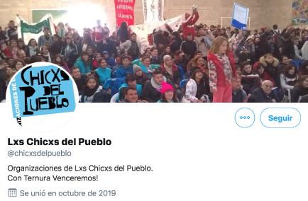 Twitter Chicos del Pueblo